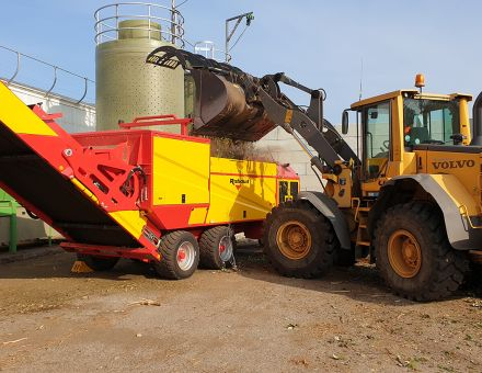 Broyeur de compost rapide BR180