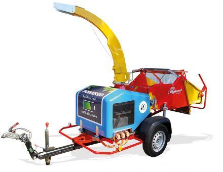 Broyeur de branches électrique XYLOCHIP 150 E
