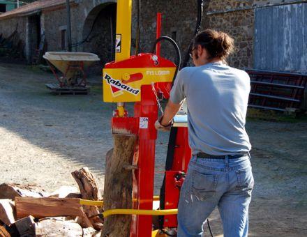 Fendeur à bois électrique 1,05m