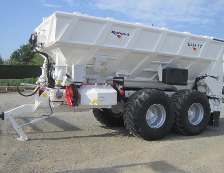 Epandeur de liant ELH 17 pour tracteur agricole