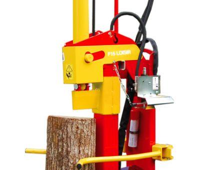 Fendeuse electrique pour bois de 1 metre