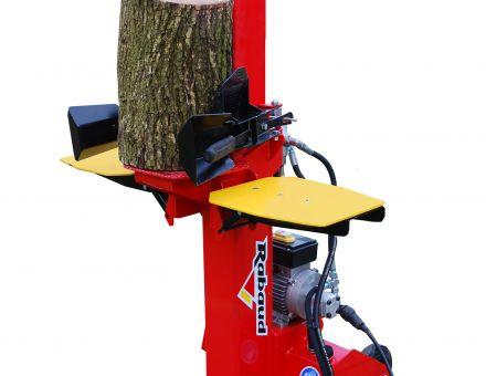 Fendeuse électrique de bois avec table haute
