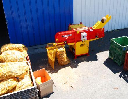 RABAUD - Machine à buchette allume-feu