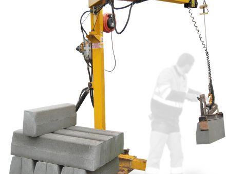 Pose-bordures hydraulique : BORDURMATIC