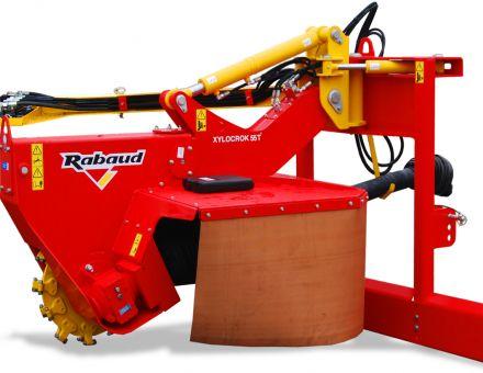 Rogneuse de souches pour tracteur : XYLOCROK 55 T
