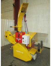 Machine A Ecorcer Les Pieux Robopel 250