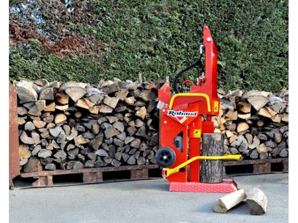 Fendeuse / casse-bois électrique LOISIR 8 TB