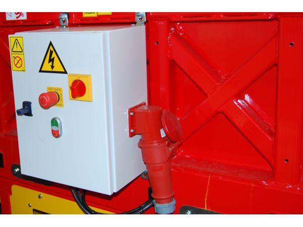XYLOFLAM 330/450 version électrique