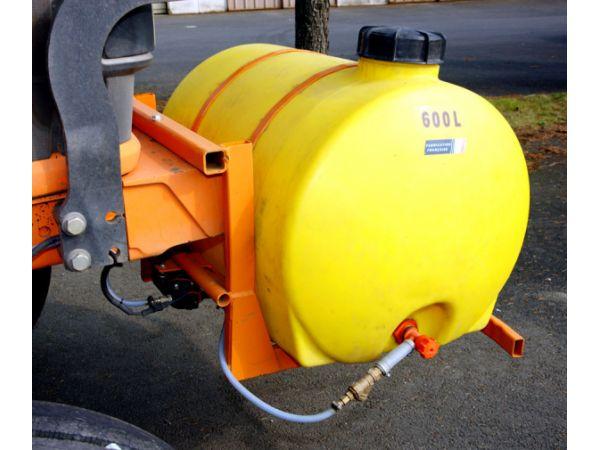 Cuve à eau + pompe électrique 12 Volts