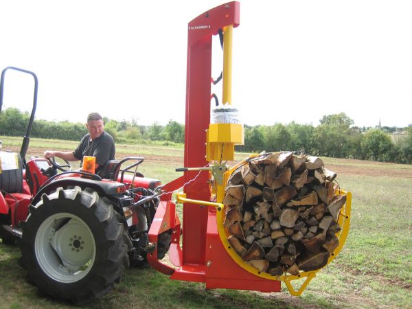 Log bundling machine  FAGOMATIC BU  Rabaud ~ Fondeuse A Bois