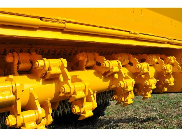 Rotor à marteaux mobiles du XYLOR 2200-125 T