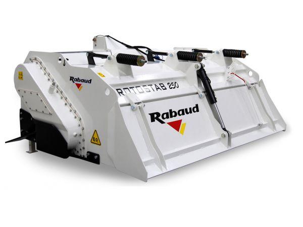 Stabilisatrice Portée 3 points tracteur : ROTOSTAB 250