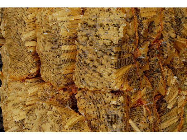 Filet de bûchettes 20 ou 40 Litres