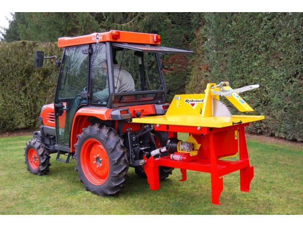 Adaptable sur tracteur de 10 à 50 CH