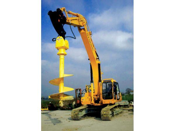 Tariere hydraulique TRH 1550