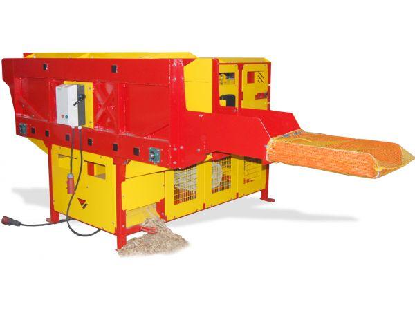 Machine à bûchettes XYLOFLAM 330/450