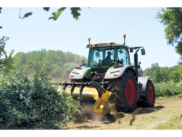 Broyeur forestier : XYLOR 2200/250T