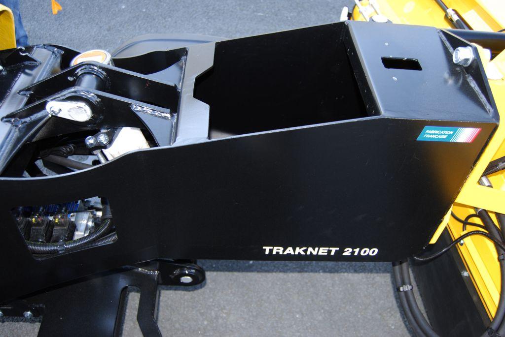 Balayeuse de voirie TRAKNET 2100 A